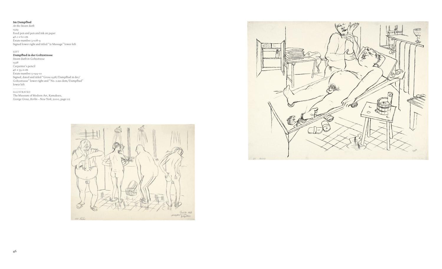 Galerie Judin George Grosz