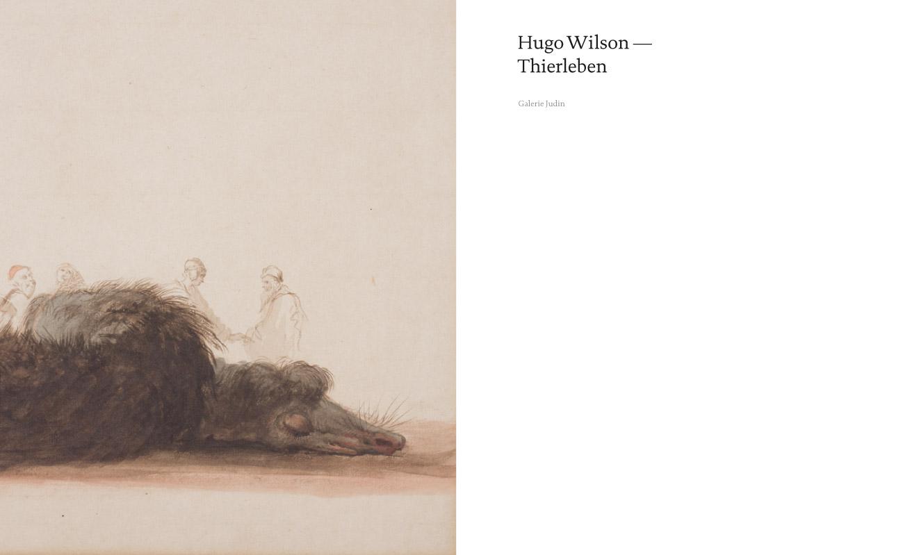 2017 Hugo Wilson Thierleben