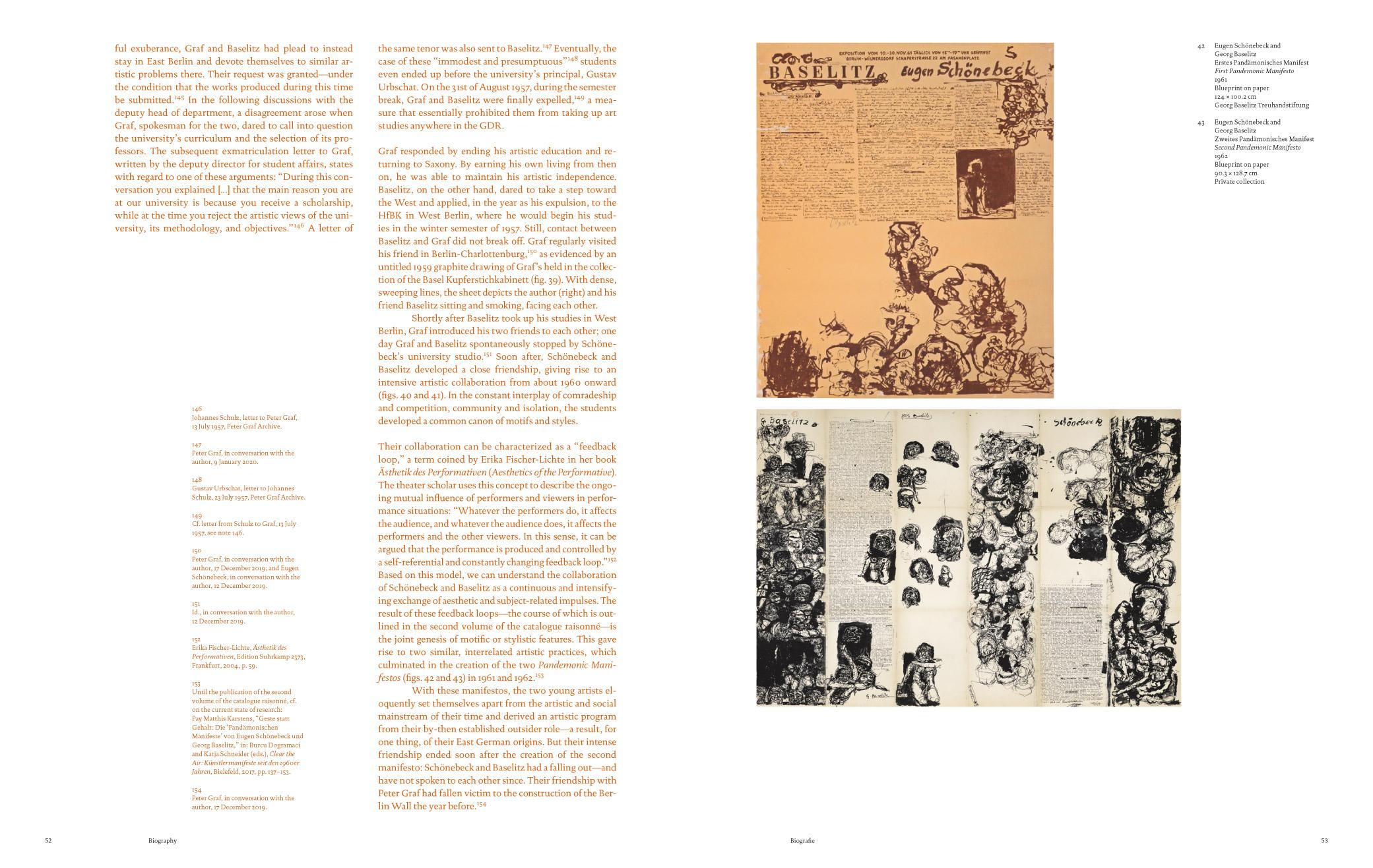 2020 Eugen Schönebeck The Catalogue Raisonné of the Drawings Volume 1