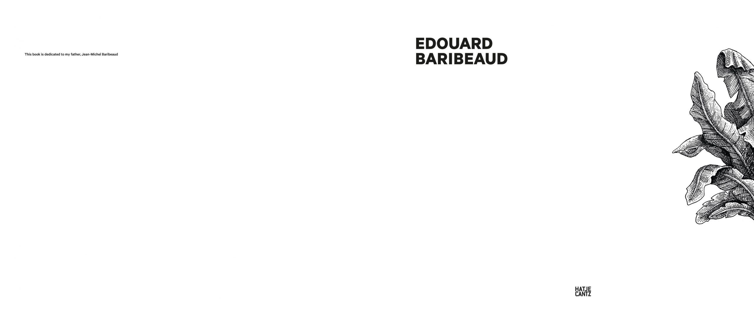 2018 Edouard Baribeaud