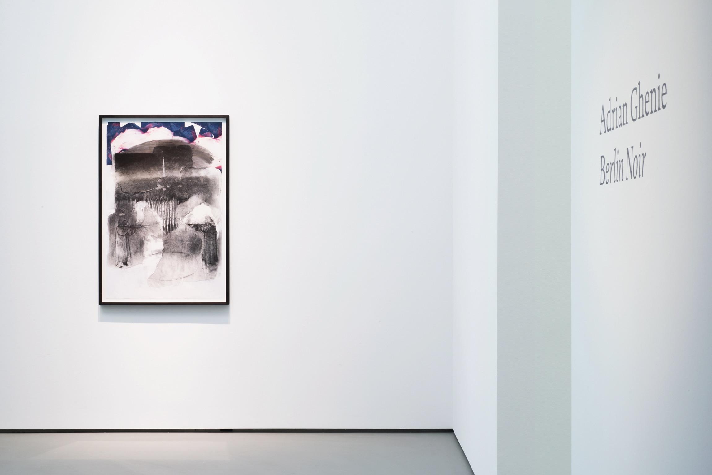 2014 Adrian Ghenie Berlin Noir