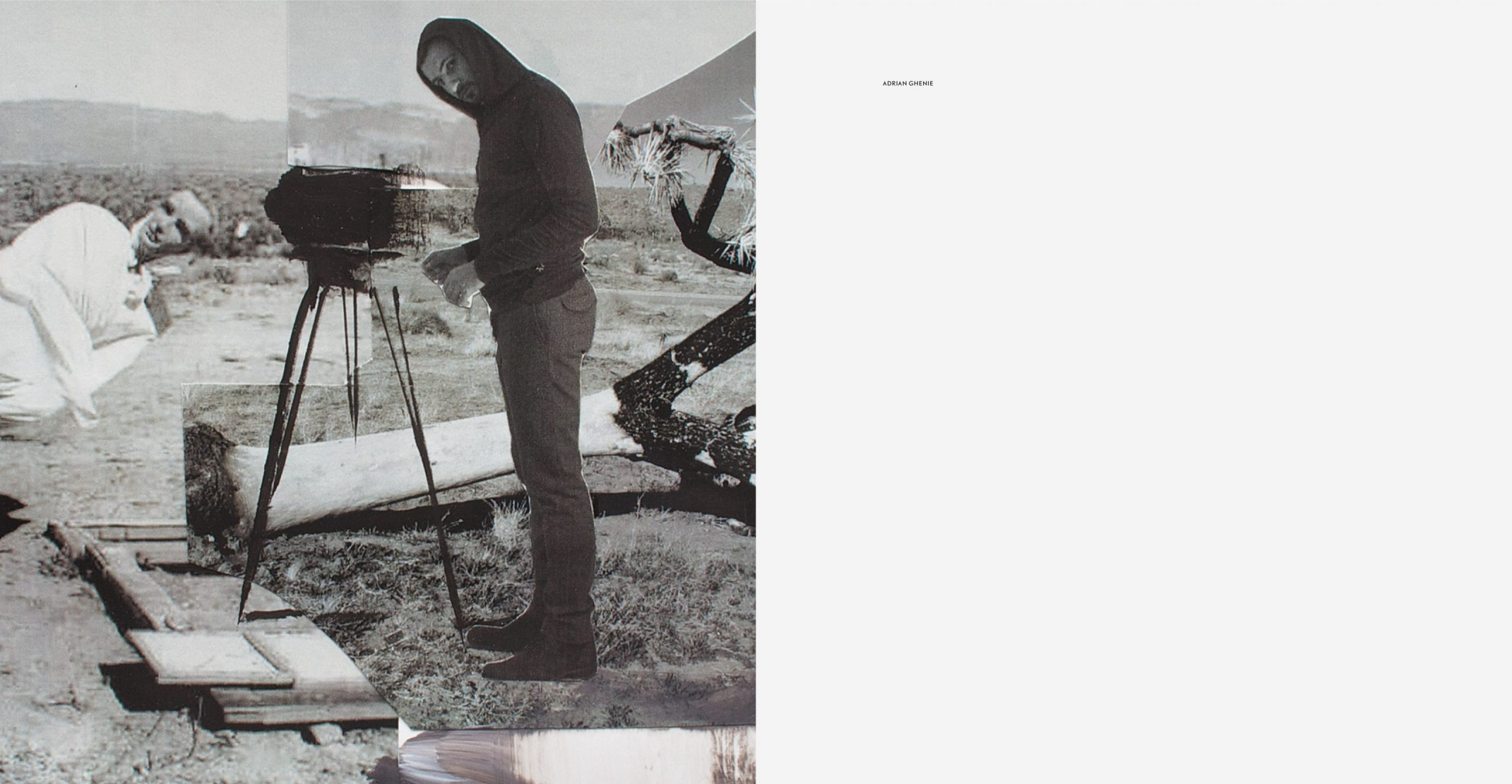 2014 Adrian Ghenie: Adrian Ghenie