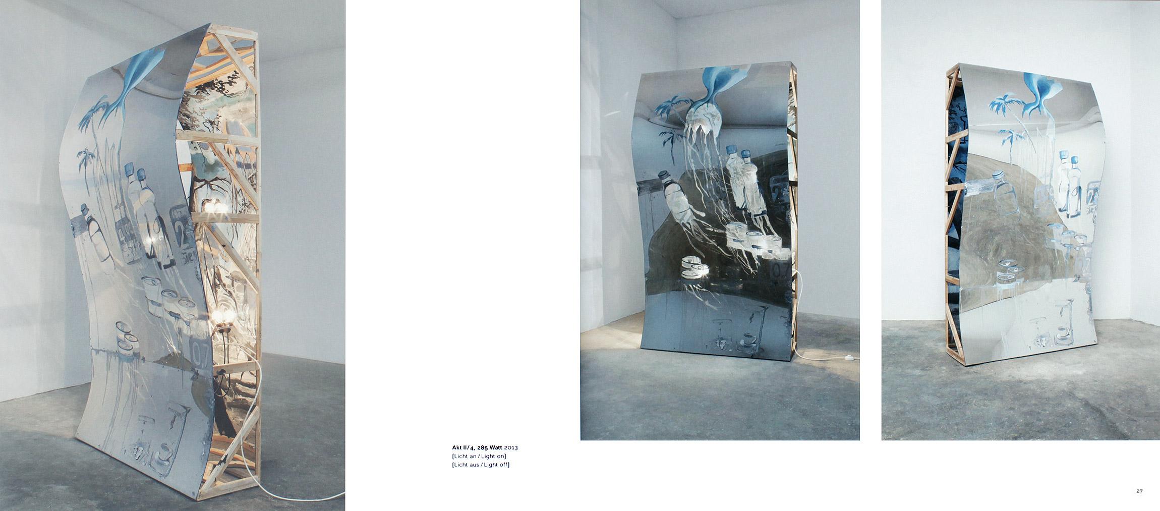 Philipp Fuerhofer Diasphere Galerie Judin