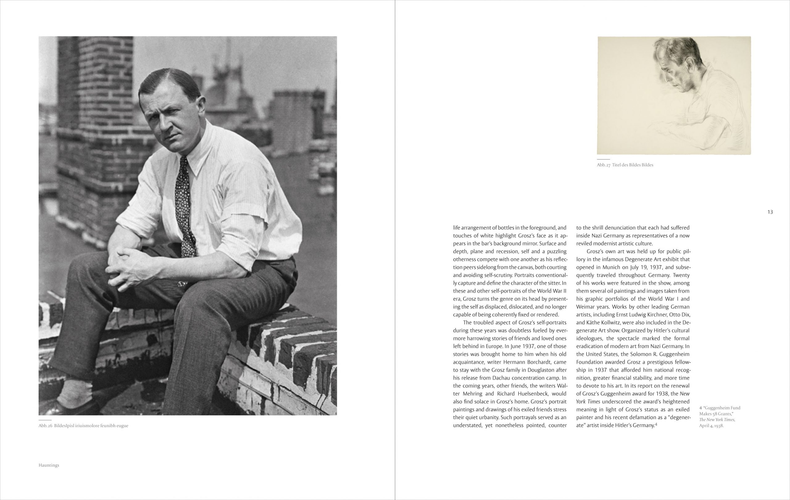 2009 George Grosz The Years in America