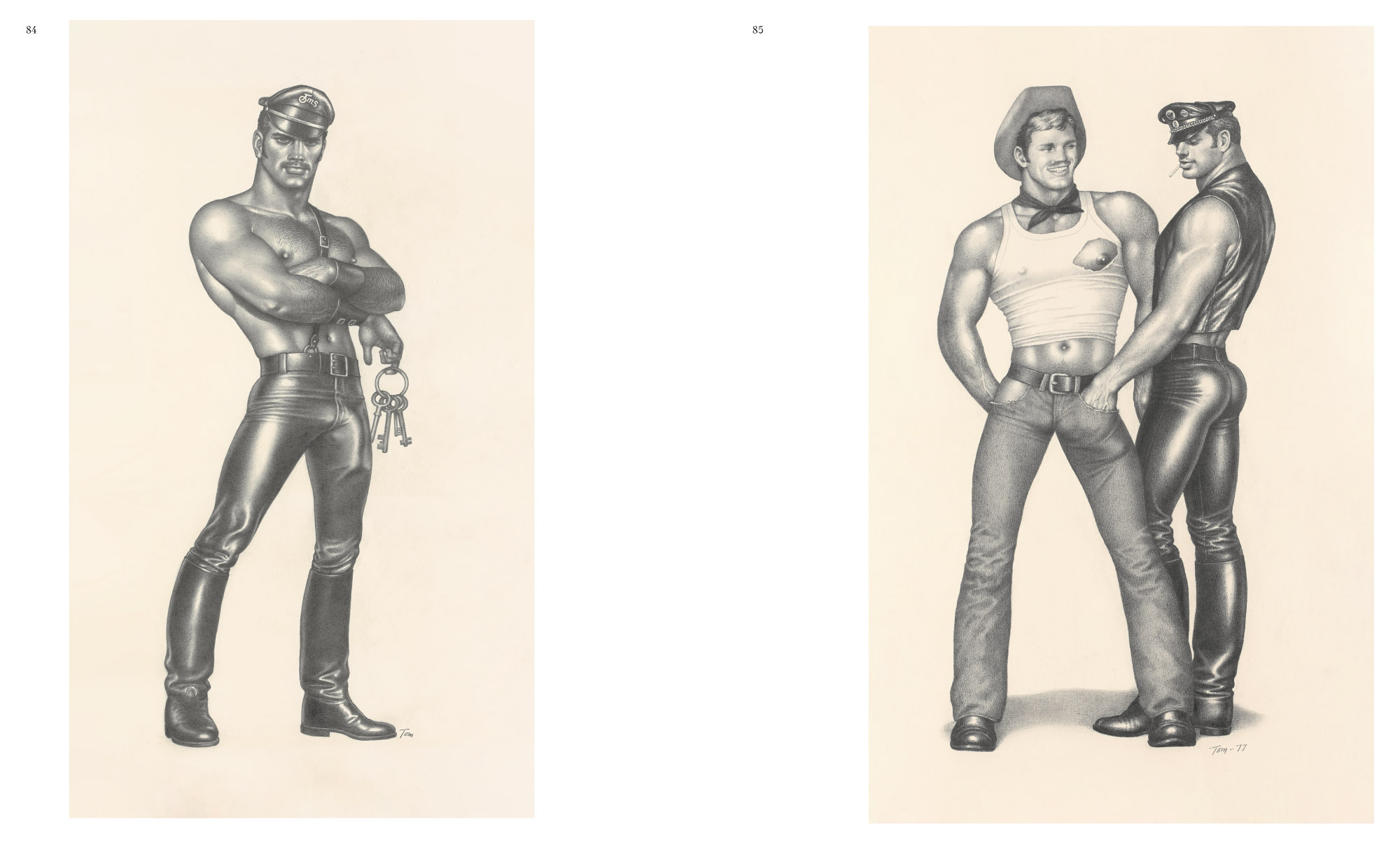 2020 Tom of Finland Made in Germany