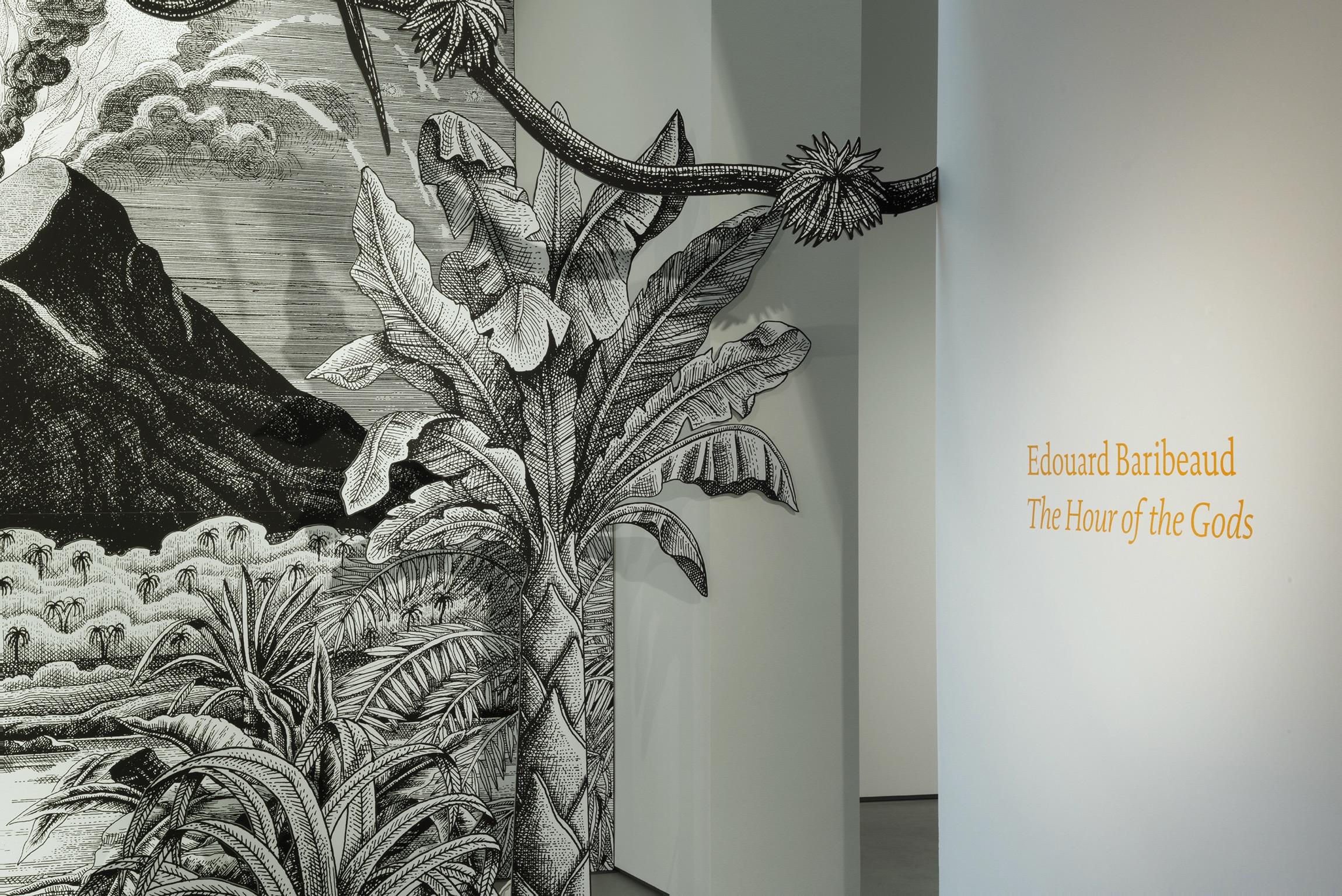 2015 Edouard Baribeaud The Hour of the Gods