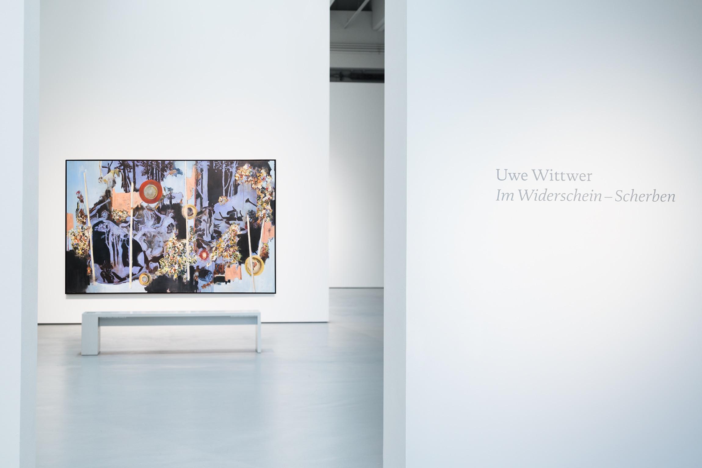2016 Uwe Wittwer Im Widerschein —Scherben