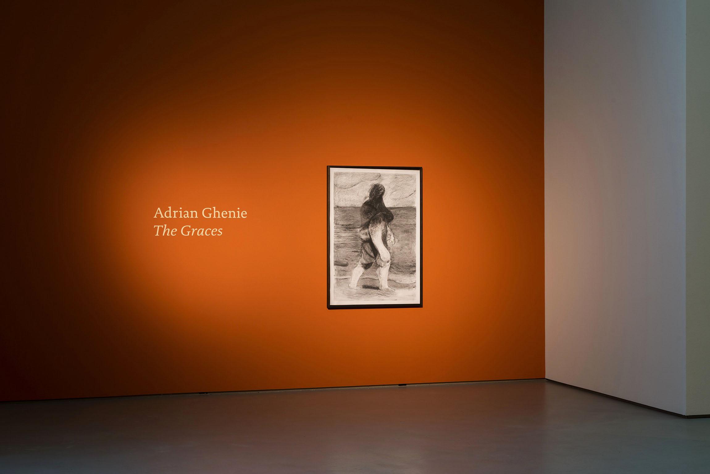 2017 Adrian Ghenie The Graces