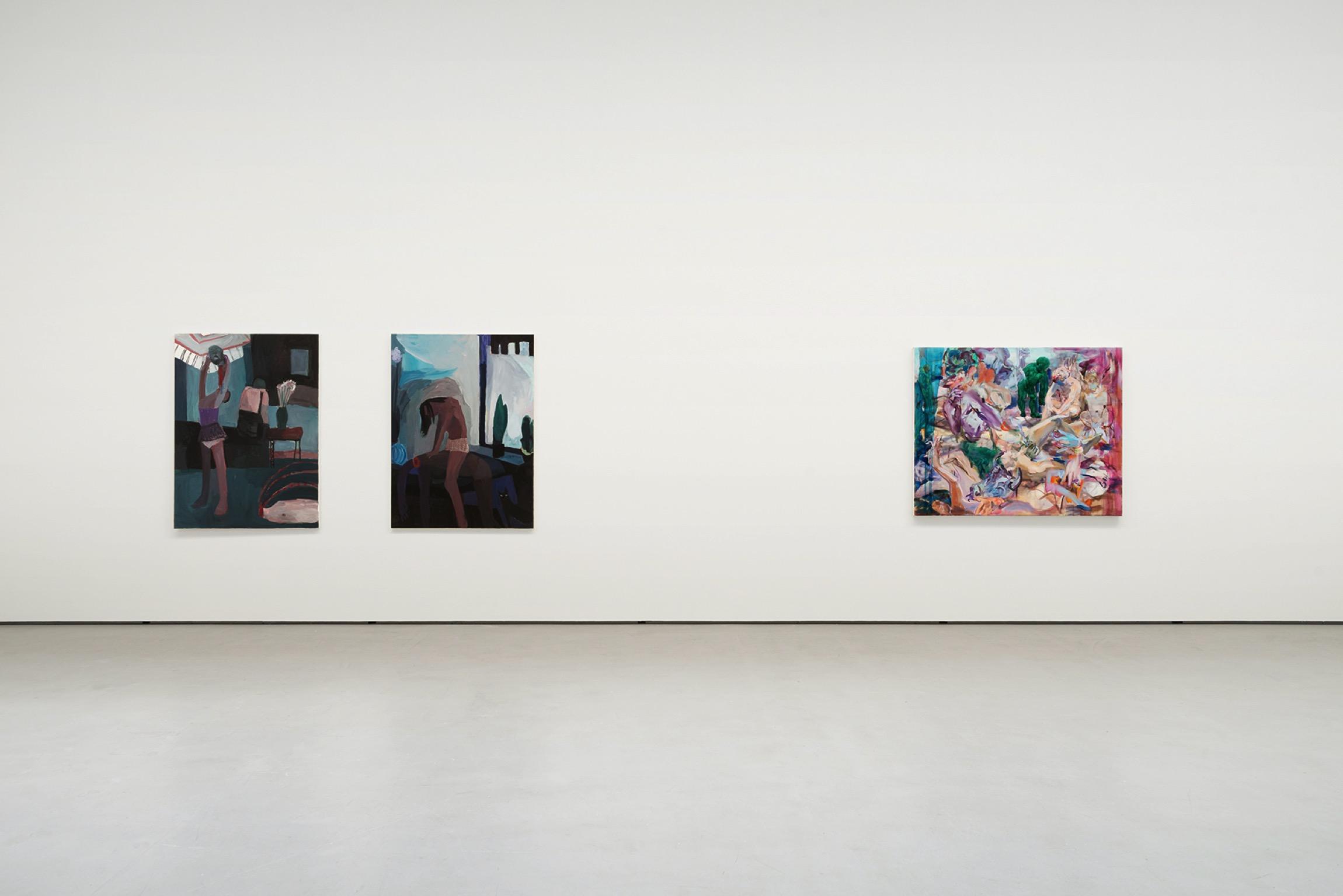 2018 Helene Appel, Alisa Margolis & Helen Verhoeven