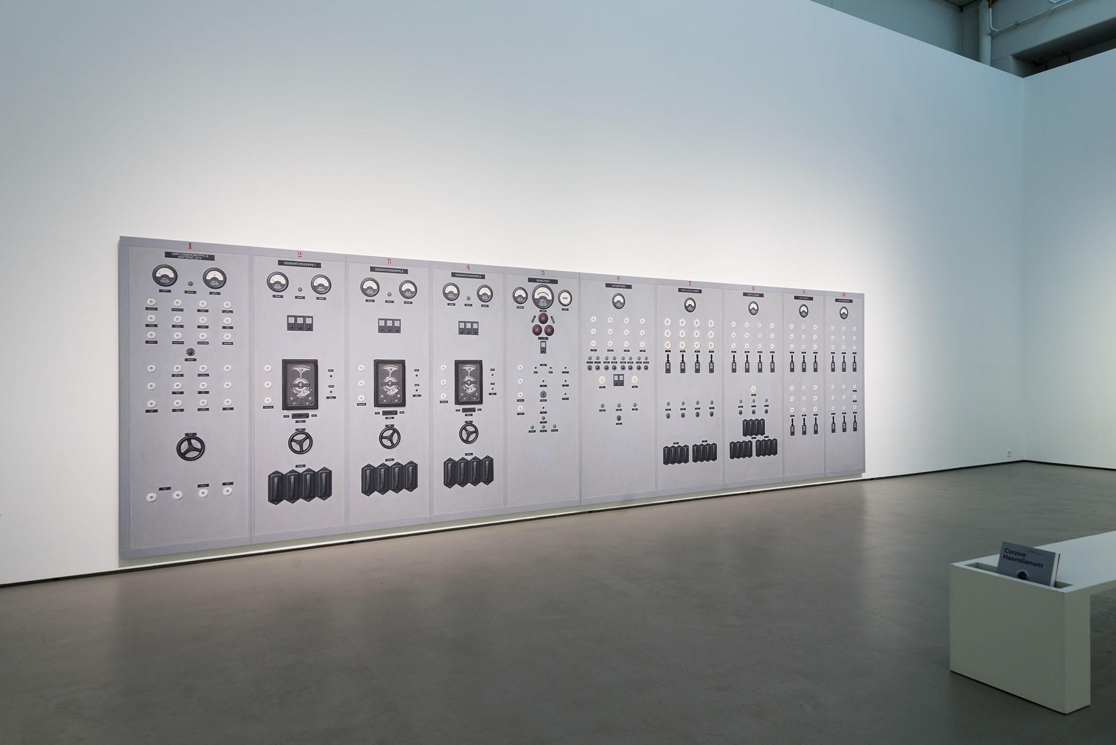 2018 Christoph Hänsli Der Generator
