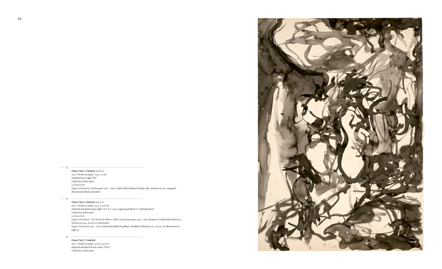 Eugen Schoenebeck Galerie Judin