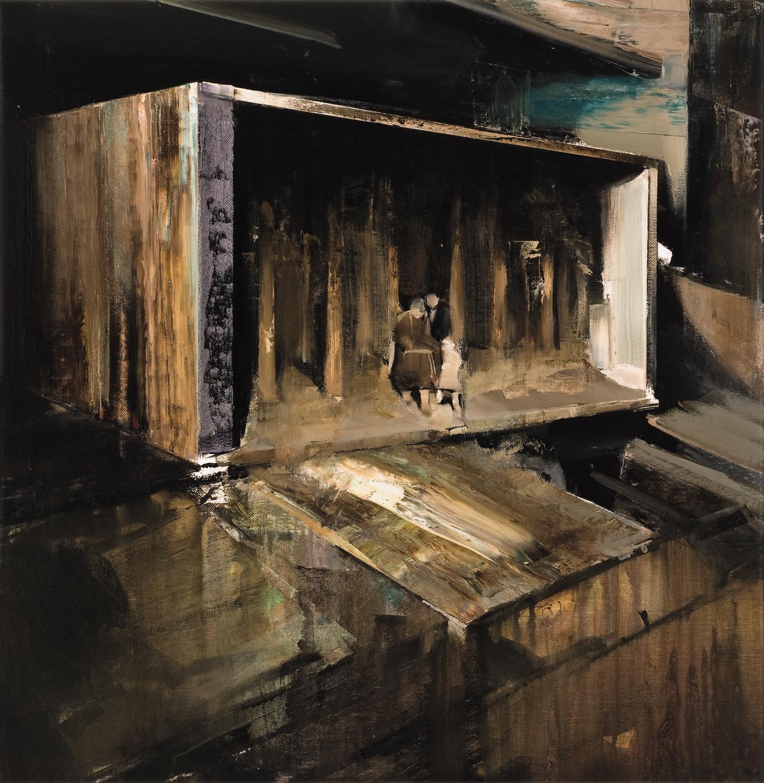Galerie Judin Adrian Ghenie