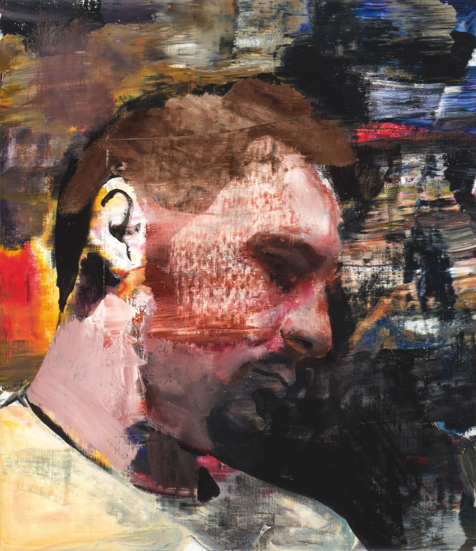 2010 Adrian Ghenie The Hunted