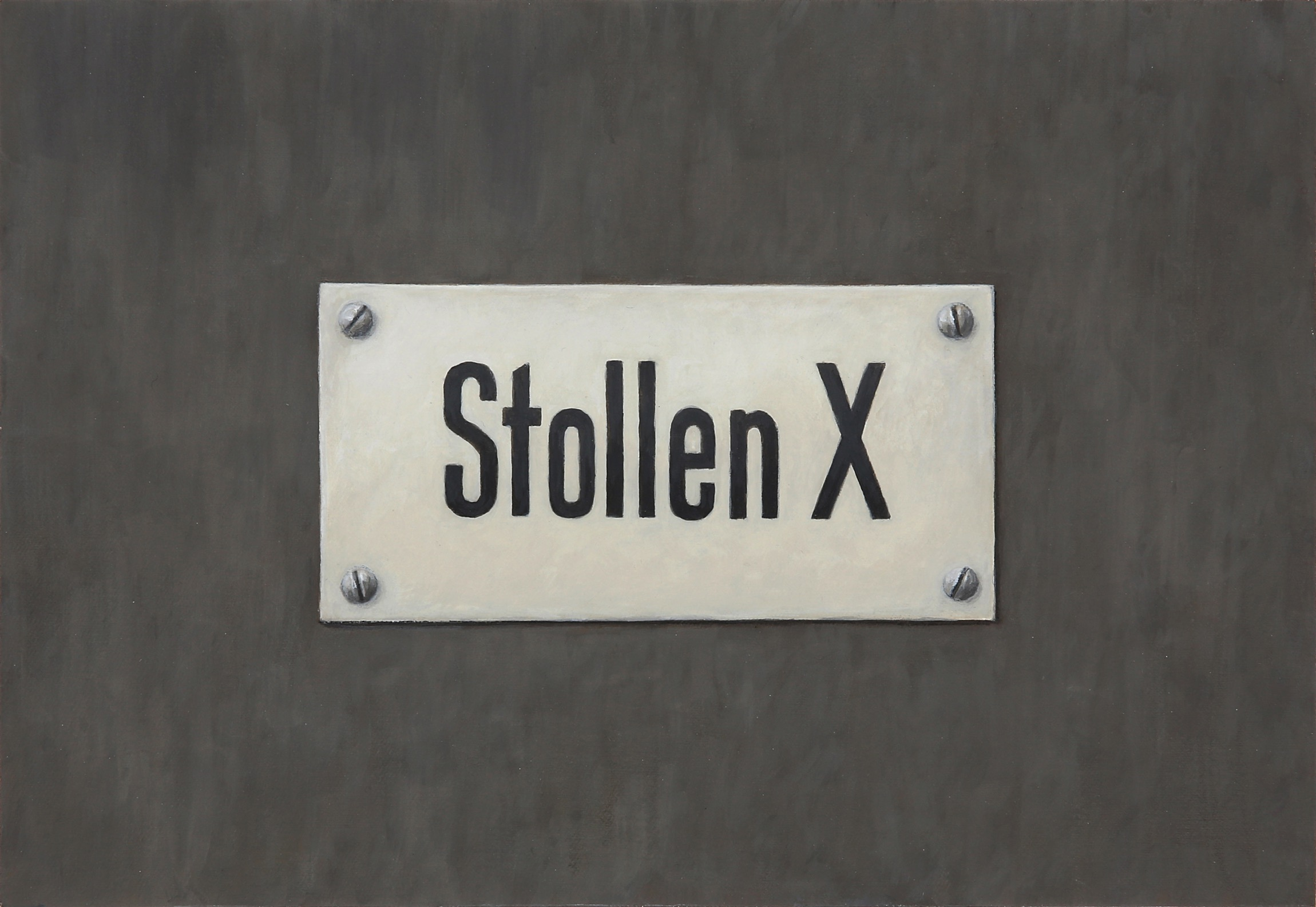 2014 Christoph Hänsli Stollen X