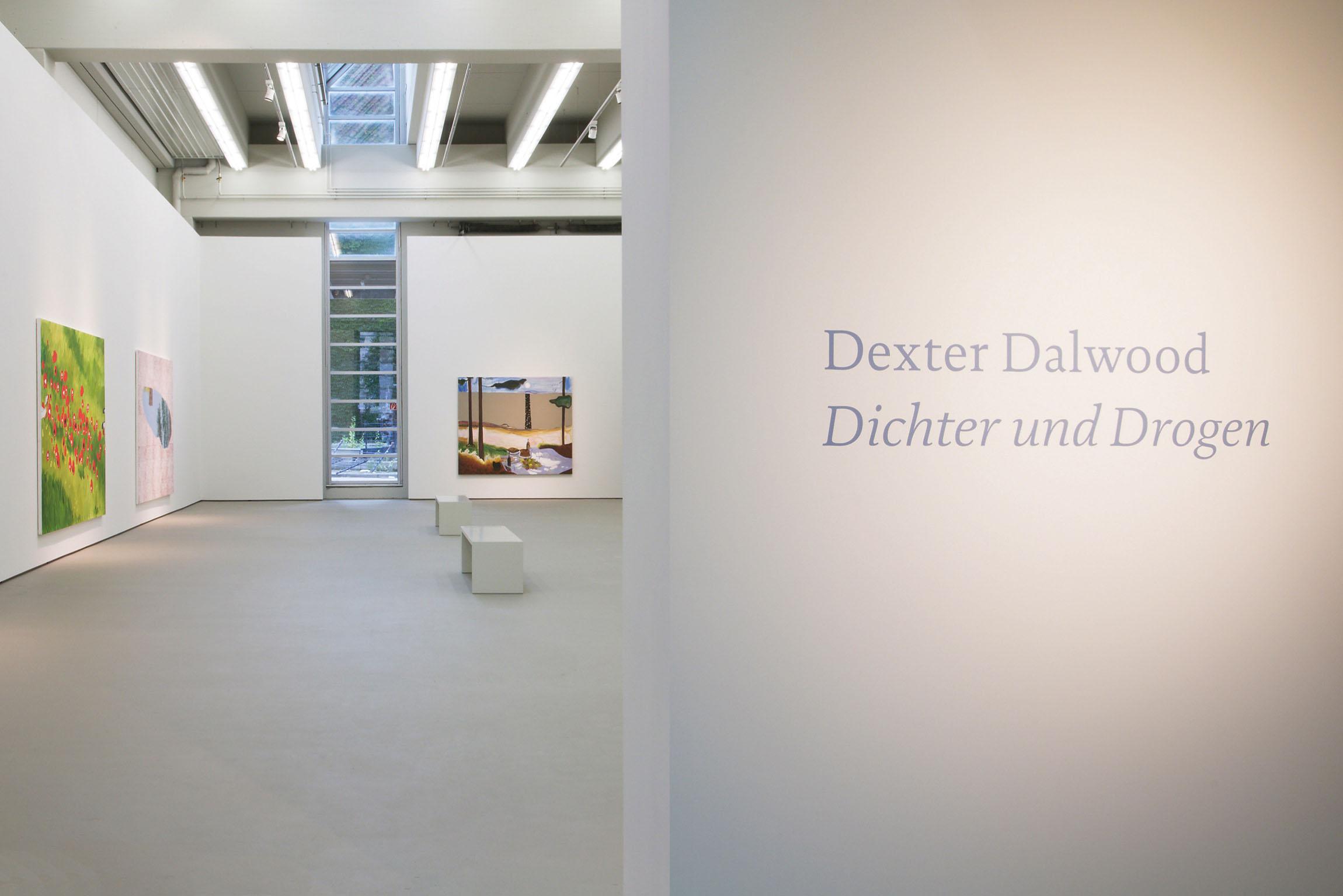 2011 Dexter Dalwood Dichter und Drogen