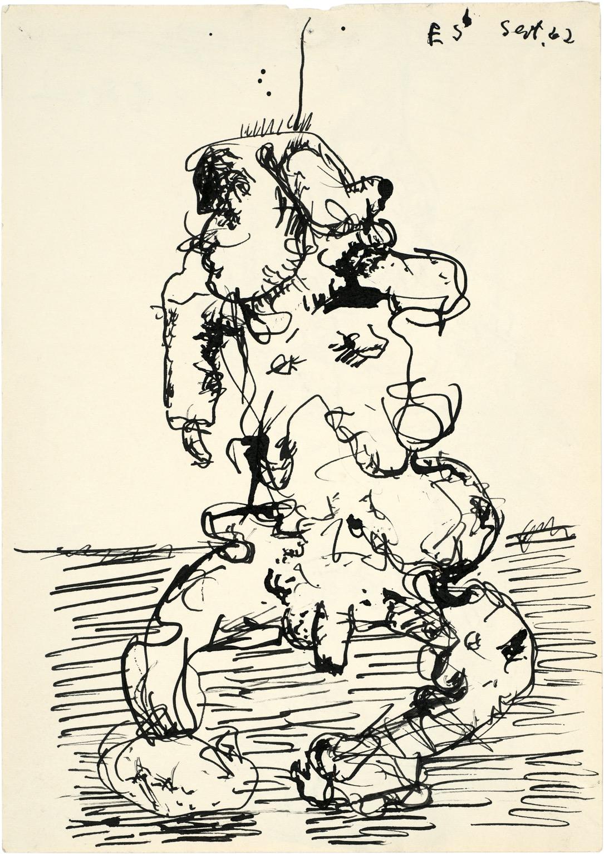 2012 Eugen Schönebeck The Drawings