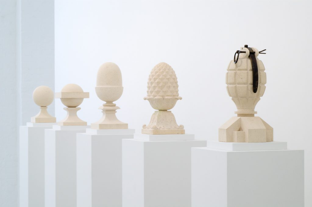 2008 Ian Hamilton Finlay Neoclassicism