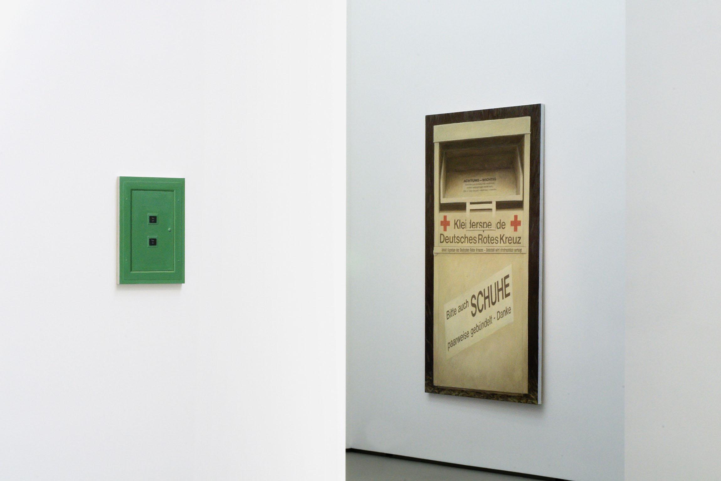 2012 Christoph Hänsli Mortadella and Other Works