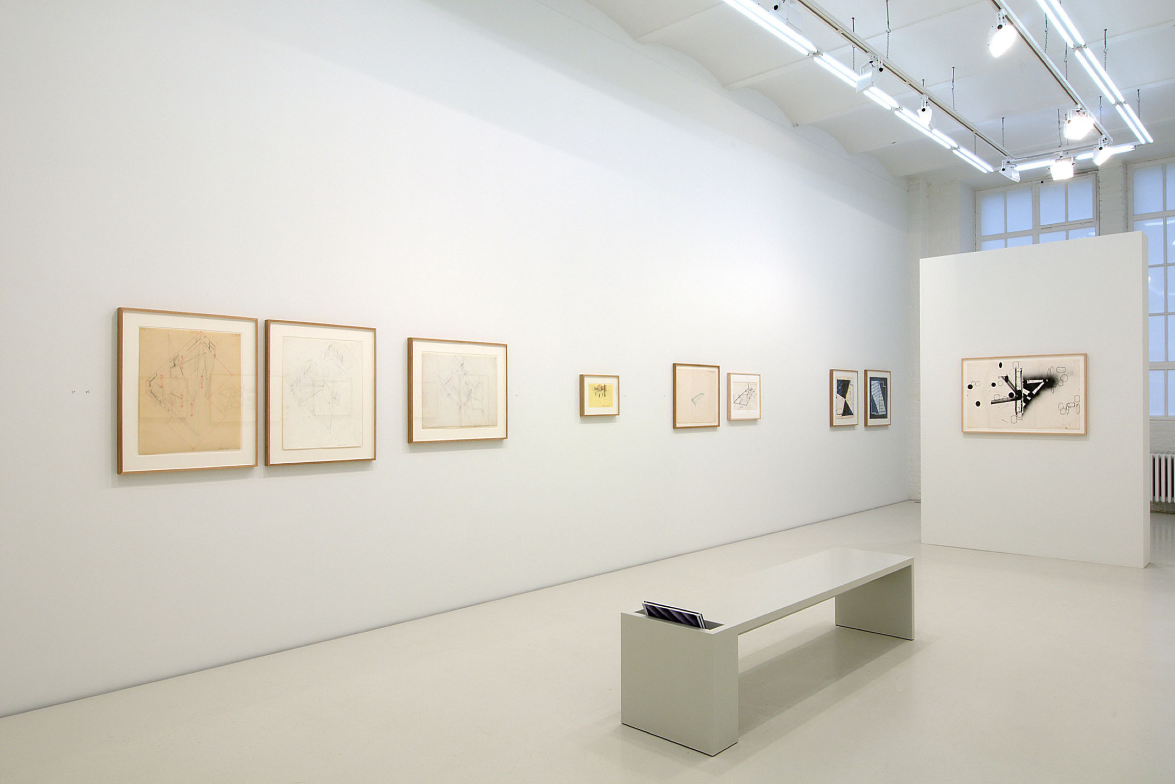 2009 Barry Le Va Sculptures and Drawings 1966–2009