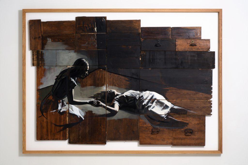 2011 Oliver Clegg Berceuse