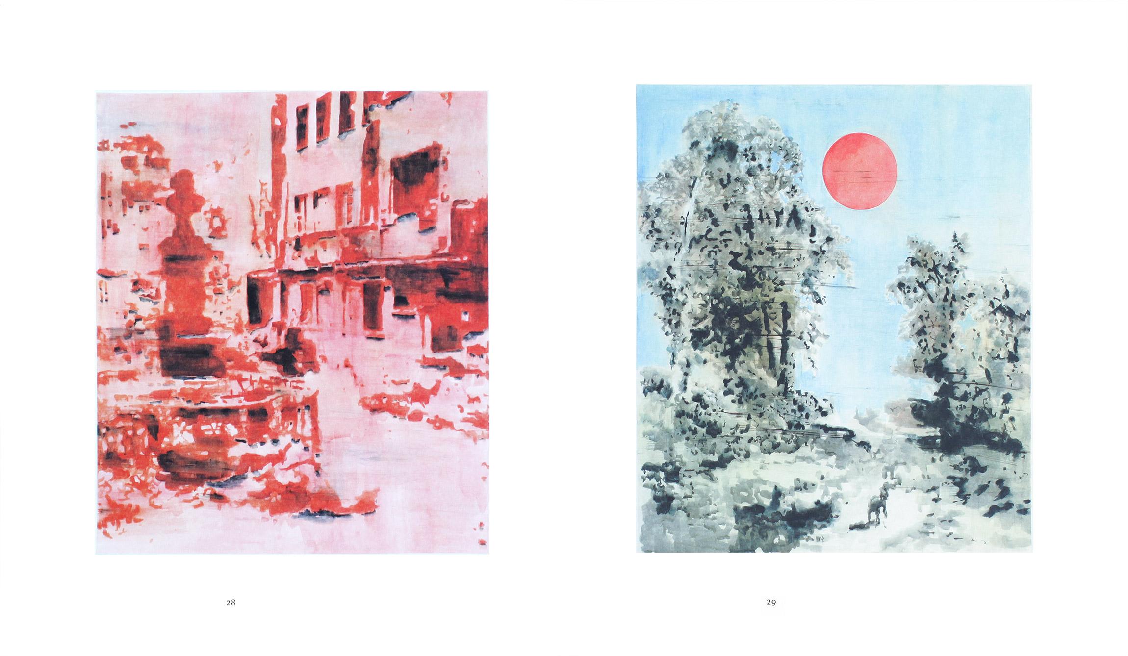 Uwe Wittwer Hail and Snow Galerie Judin