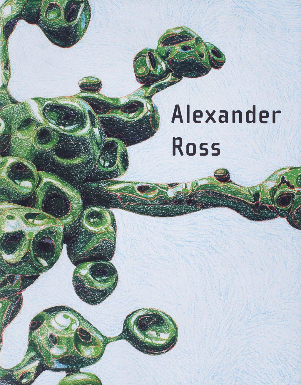 2008 Alexander Ross Drawings 2000–2008
